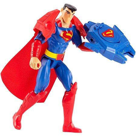 Justice League Action Armor Blast Superman Figure](2017 Superman)