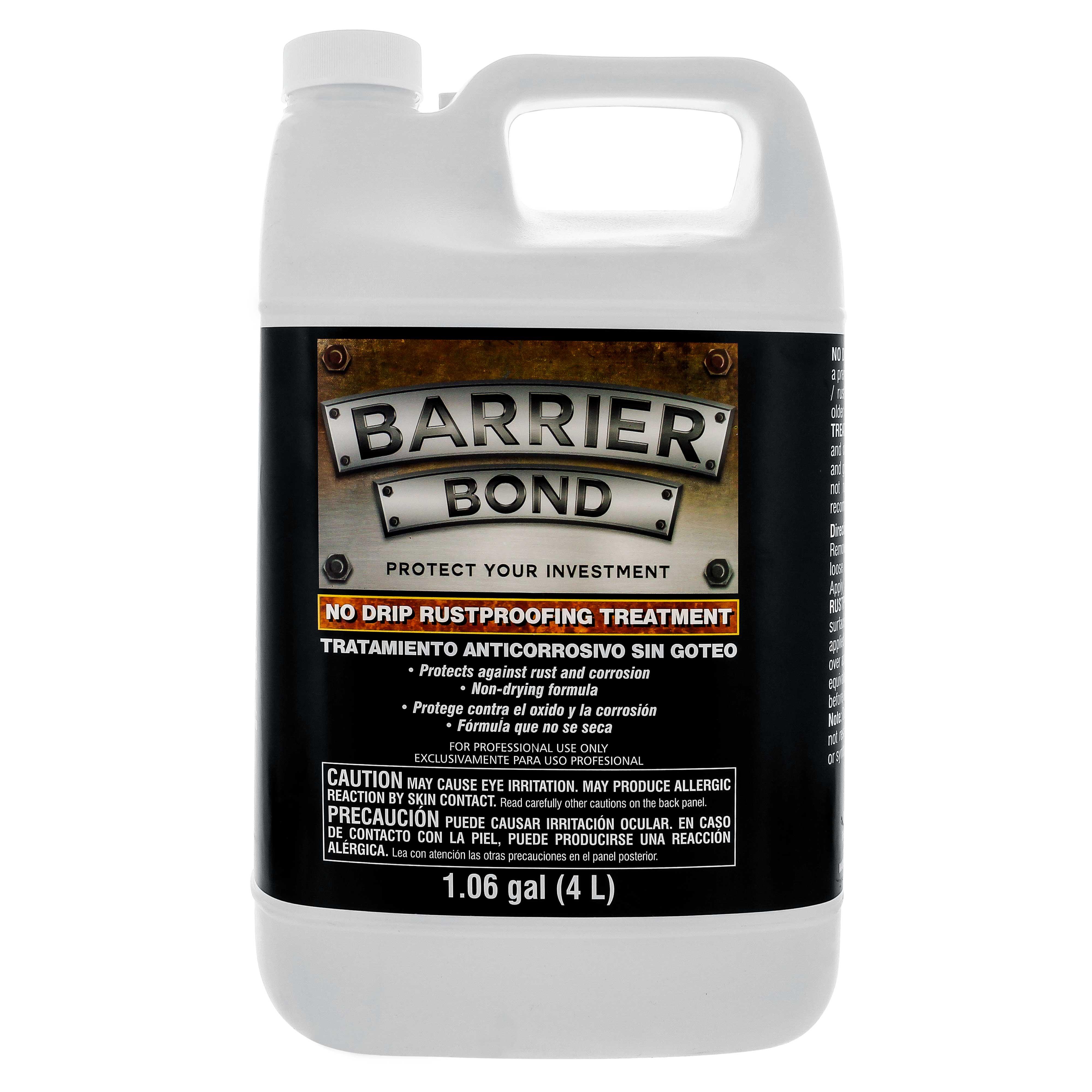 Barrier Bond