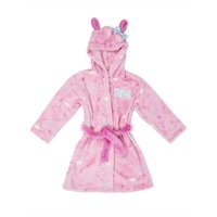 Hooded Costume Robe (Toddler Girls)
