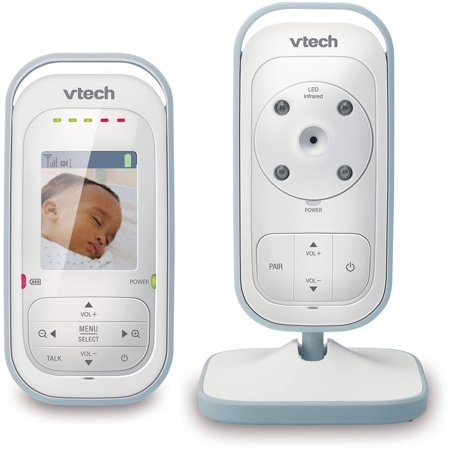Baby Camera (VTech VM311, Expandable Digital Video Baby Monitor with Full-Color and Automatic Night Vision)