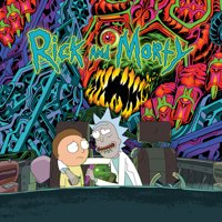 RICK AND MORTY SOUNDTRACK (OST)