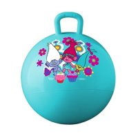 Trolls 15'' Hopper Ball One Size Blue