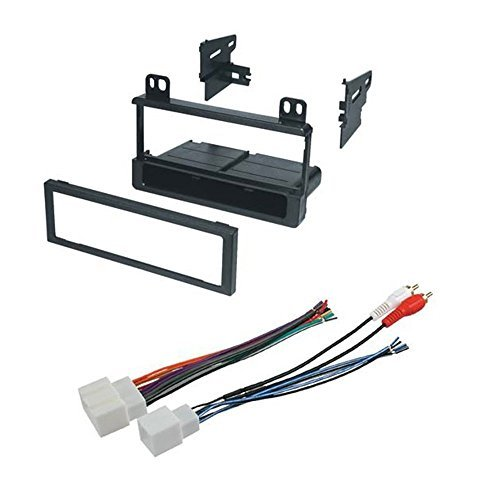 ford stereo wiring harnessford 2001 2004 mustang car radio stereo radio kit dash installation mounting wiring harness