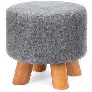 Fabulous Linen Ottomans Beatyapartments Chair Design Images Beatyapartmentscom