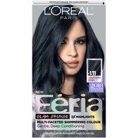 L'Oreal Paris Feria Permanent Hair Color, 411 Downtown Denim