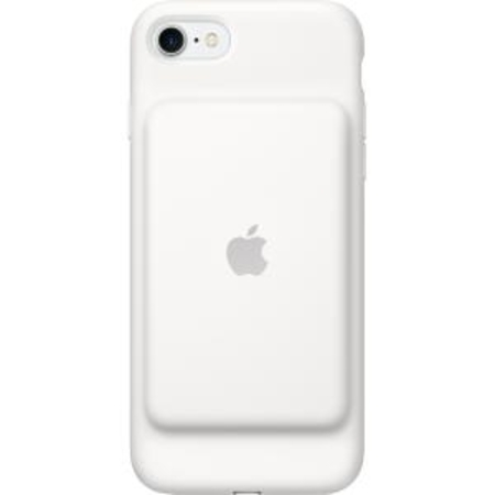 - Apple Smart Battery Case for iPhone 7 - White