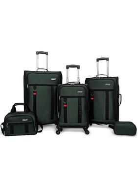 Product Image Utility 5 Piece Spinner Luggage Set