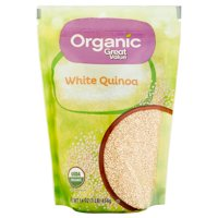 (2 Pack) Great Value Organic White Quinoa, 16 oz