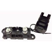 Littelfuse 02980900txn Fuse Holder For Mega Style With Cover 32v 250 Amp