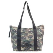 9ddb46a48 Harley-Davidson Women's B&S Embroidery Camo Print Canvas Tote WC1300S-CAMO,  Harley Davidson