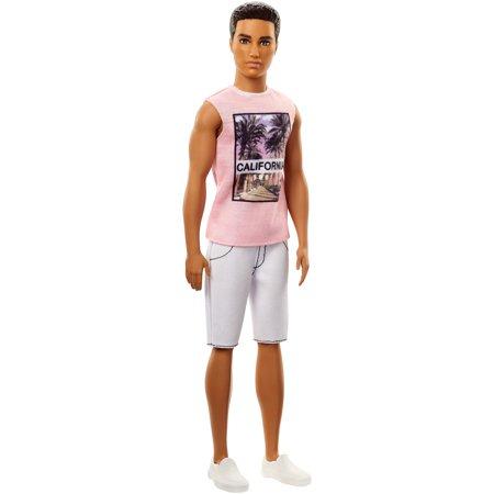 Barbie Ken Fashionistas Cali Cool Summer Tank Doll 17 ()