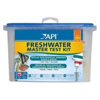 API Freshwater Master Test Kit, Aquarium Water Test Kit, 850 Tests