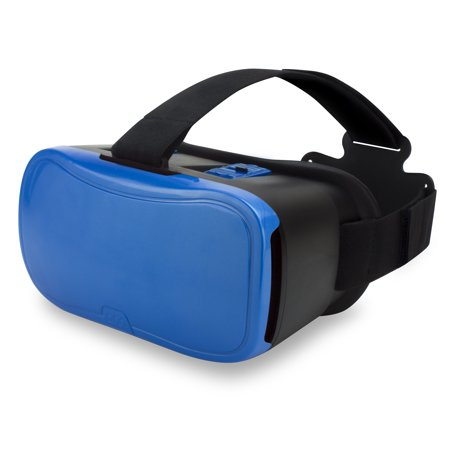 Onn Virtual Reality Headset Blue Walmartcom