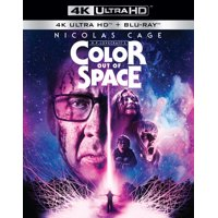 Deals on Color Out of Space 4K UHD Blu-ray