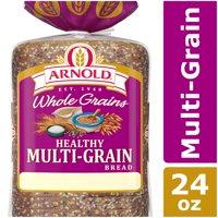 Arnold Whole Grains Healthy Multi-Grain Bread, 24 oz