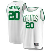 Gordon Hayward Boston Celtics Fanatics Branded Fast Break Replica Jersey -  Association Edition - White 70cdcce15