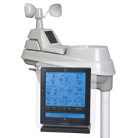 AcuRite 01015 Pro 5-in-1 Weather Station with Wind and Rain + Weather Ticker
