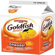 Pepperidge Farm Goldfish Cheddar Crackers, 30 oz. Carton