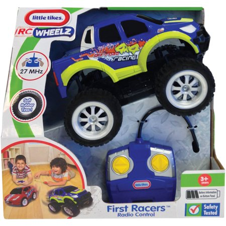 Little Tikes RC Wheelz First Racers Radio Controlled (Best Remote Control Toy For 4 Year Old)