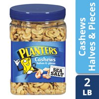 PLANTERS Cashew Halves & Pieces 33 oz