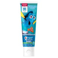 (3 pack) Crest Pro-Health Stages Kids Toothpaste featuring Disney's Finding Dory, Bubblegum Flavor, 4.2 oz