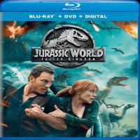 Jurassic World: Fallen Kingdom (Blu-ray + DVD + Digital)