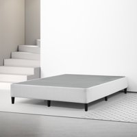 "Spa Sensations by Zinus 9"" Standing Smart Box Spring, Bed Frame Replacement"