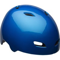 Bell Sports Manifold Adult Multisport Helmet, Gloss Blue