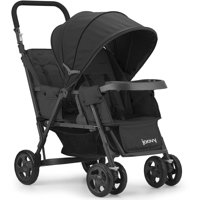 Joovy Caboose Too Sit and Stand Tandem Stroller — Black