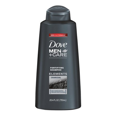 Dove Men+Care Shampoo Charcoal 20 oz