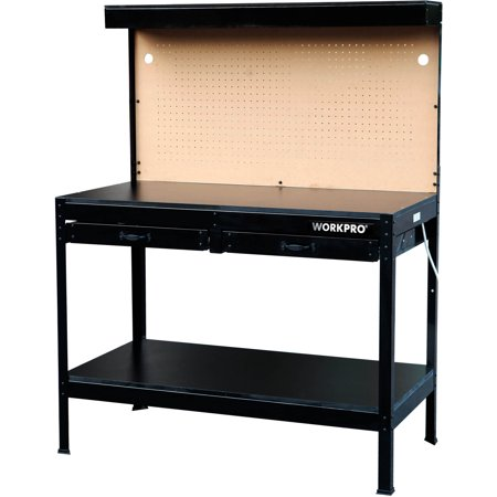 The WORKPRO Multi Purpose Workbench with Work Light ()