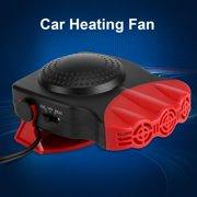12V 150W 2 In1 Car Truck Heating Cooling Fan Heater Windscreen Demister Defroster           , Car Fan Heater, Car Heater