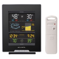 Acurite 02008 Color Weather Station (Dark Theme)