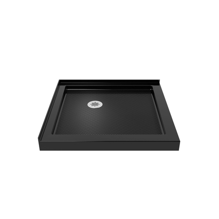 DreamLine SlimLine 42 in. D x 42 in. W x 2 3/4 in. H Double Threshold Shower Base in (Double Colour)
