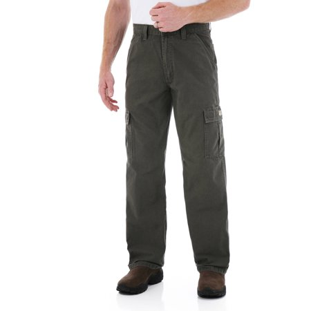 Men's Rip-Stop Cargo Pant - Disco Pants Blue