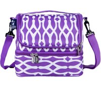 Wildkin Wishbone Two Compartment Lunch Bag