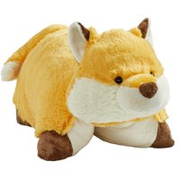 "Pillow Pets 18"" Wild Animals Fox Stuffed Animal Plush Toy Pillow Pet"