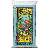 FoxFarm FX14000 Ocean Forest Plant Garden Potting Soil Mix 6.3-6.8 pH, 40 Pounds