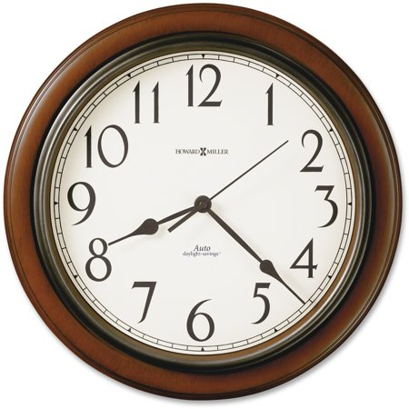 - Howard Miller, MIL625417, Talon Wall Clock, 1
