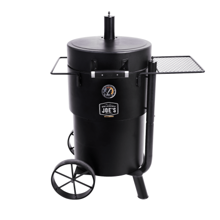 Oklahoma Joe's Bronco Drum (Patio Portable Smoker)