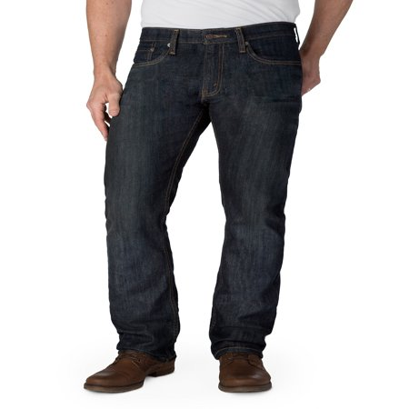 Men's S51 Straight Fit Jeans - Ankle Straight Men Jeans