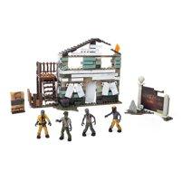 Mega Bloks Call Of Duty Zombies Nuketown Building Set