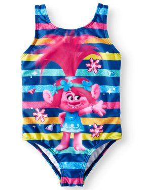 1pc Swimsuit (Toddler Girls)