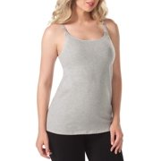 376345592f2 Maternity Nursing Cami with Built-in Shelf Bra - Available in Plus Size