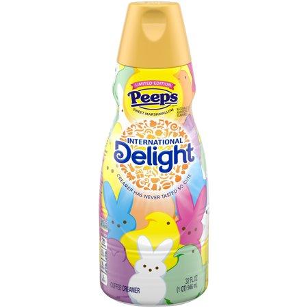 International Delight® Peeps® Coffee Creamer 32 fl. oz. Bottle