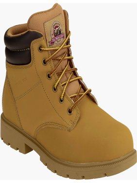 "Brahma Women's Caraway 6"" Steel Toe Work Boot"