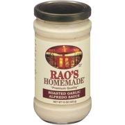 Rao's Homemade® Roasted Garlic Alfredo Sauce 15 oz. Jar