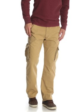 Wrangler Men's Comfort Solution Series Cargo Pant