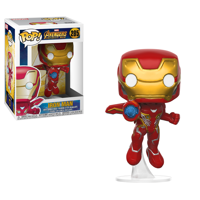 Funko POP! Marvel - Avengers Infinity War - Iron Man