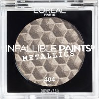 L'Oreal Paris Infallible Paints Eyeshadow Metallics